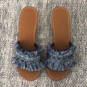Anthropologie x Soludos Sandals